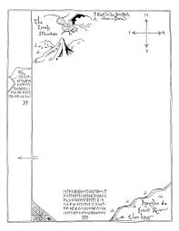 dafont lord of the rings here s some lord of the rings stationary i designed for a swap the