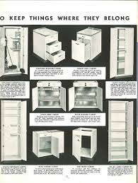 retro steel kitchen cabinets whitehead steel kitchen cabinets 20 page catalog from 1937