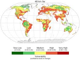 World Climate Map by Study Finds Europe U0027s Habitat And Wildlife Is Vulnerable To Climate