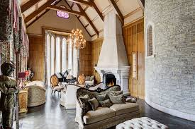 vaulted ceiling design ideas stunning vaulted ceiling design with white brick wall decor for