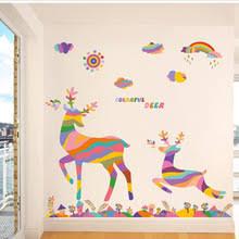 Rainbow Bedroom Decor Online Get Cheap Rainbow Bedroom Decor Aliexpress Com Alibaba Group