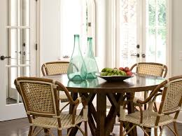 traditional dining rooms peachhued traditional dining room with
