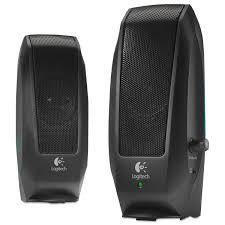 logitech speaker wall mount logitech s120 2 0 multimedia speakers black walmart com