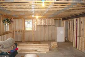 framing inside basement windows walls diy window rough opening