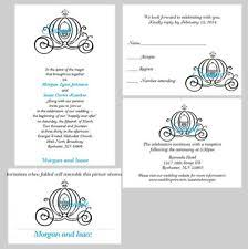 cinderella wedding invitations disney wedding invitations gangcraft net