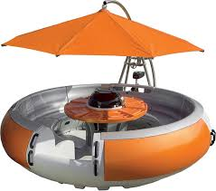 floating picnic table for sale irev boat takes the party from the shore to the middle of the water