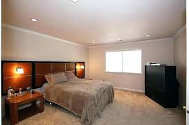 Bedroom Recessed Lighting Recessed Lighting For Bedroom Bedroom Ceiling Lighting Ideas