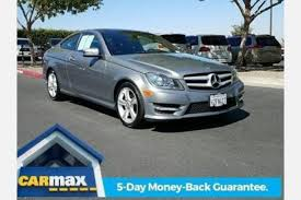 2013 mercedes coupe used 2013 mercedes c class coupe pricing for sale edmunds