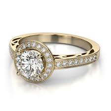 white gold engagement ring with yellow gold wedding band vintage yellow gold diamond engagement ring rings