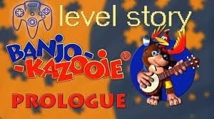 level story prologue banjo kazooie xbox 360 youtube