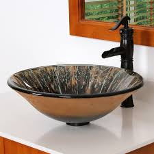 Vessel Sink Faucets Oil Rubbed Bronze 8828orb Elite Oil Rubbed Bronze Single Lever Tall Vessel Sink