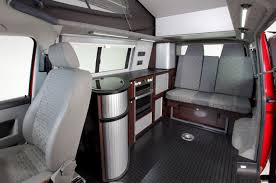 volkswagen california interior vw t6 surf from danbury campervans caravans and trailers