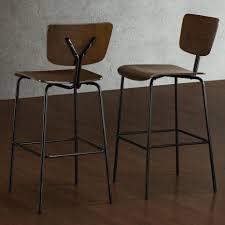 bar stools restoration hardware schoolhouse bar stools reed