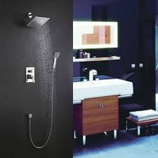 aliexpress com buy modern bathroom wall mount 2 function