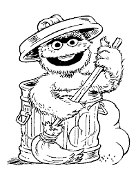 sesame street coloring pages free coloring coloring