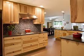 hickory cabinets with granite countertops hickory cabinets houzz
