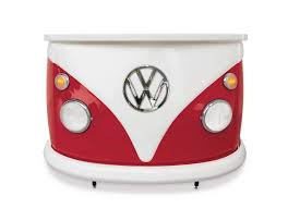 volkswagen bus tattoo vw t1 bus bar front red tabletop u0026 home u0026 lifestyle