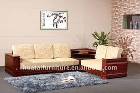 wooden corner sofa set wooden frame home corner sofa sf 11 081 buy extra large corner