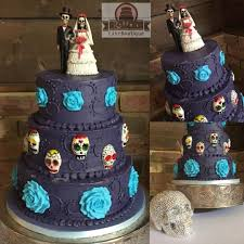 day of the dead wedding cake day of the dead wedding cake cake by kusel cakesdecor