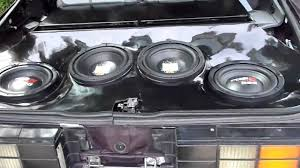 camaro speaker box custom camaro sub box