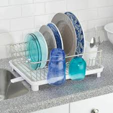 kitchen sink cabinet caddy large kitchen sink dish drying rack with swivel spout and utensil caddy