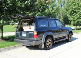 lexus lx450 aftermarket parts for sale 1997 lexus lx450 with 2xx miles and factory lockers