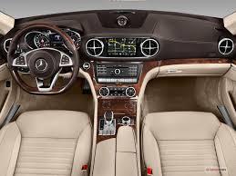 mercedes interior 2017 mercedes sl class pictures dashboard u s