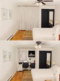 gain de place chambre idée gain de place pour un bureau dans la chambre idées maison