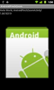 android bitmap android er scale bitmap according to scalegesturedetector