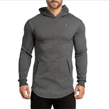 buy 2017 gyms hoodie clothes bodybuilding sweatshirt warm clothing