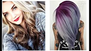 2017 ombre hair color ideas trends u0026 styles youtube