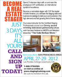 Interior Design Home Staging San Francisco Area Home Staging Course Celebrity Interior