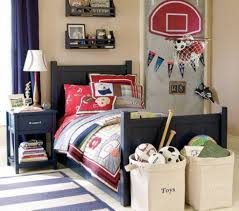 boys bedroom decorating ideas sports 1000 ideas about shared boys