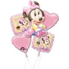 minnie mouse 1st birthday minnie mouse 1st birthday balloon bouquet each wholesale