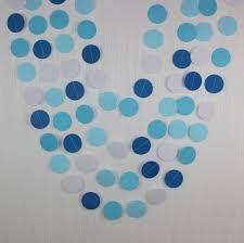 Boy Birthday Decorations Online Shop 1 5 Meter Blue Wedding Garland And Boy Birthday