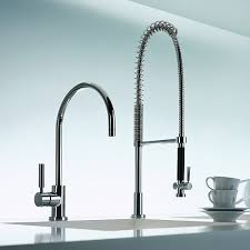 Dornbracht Tara Kitchen Faucet Dornbracht Tara Classic Single Lever Mixer W Profi Spray Set