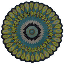 Round Kids Rug by Area Round Rugs Roselawnlutheran