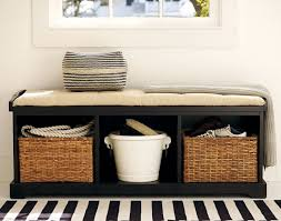 how to build a bench with cubbies small entryway bench with shoe