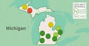 Maps Michigan Login by 2018 Best Districts In Michigan Niche