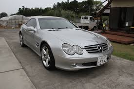 mercedes auction 2002 mercedes sl500 direct from auto trader imports for