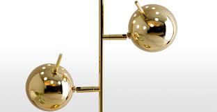 Esszimmer Lampe Messing Austin Tischlampe Messing Made Com