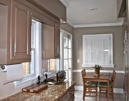 Painted Kitchen Cabinet Ideas Decor Using Benjamin Moore Pewter For Beautiful Wall Paint Ideas