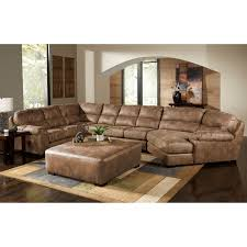 Sectional Couch With Ottoman by Jackson Furniture Grant Sectional Sofa Wayside Furniture
