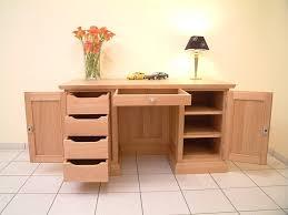 Schreibtisch Ahorn Massiv Schreibtisch Mit Buchnische Bzw Regal In Der Rückseite Ein