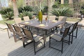 Walmart Patio Furniture Clearance by Patio Narrow Patio Table Design Style Narrow Patio Dining Sets