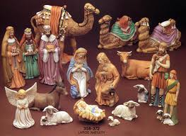 home accessories figure centennial nativity sets for