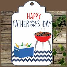 happy fathers day gifts bbq fathers day gift tag instant s day label