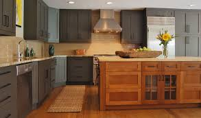 Crackle Kitchen Cabinets Crackle Subway Tile Kitchen Traditional With Dark Cabinets Granite