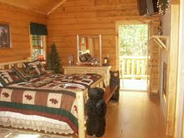 Log Cabin Bedroom Furniture by Adventurewood Log Cabin Nashville In W Tub Fireplace