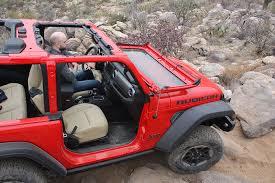 jeep soft top open review buttoned up 2018 jeep wrangler jl still a beast trucks com